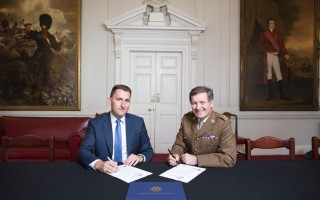 International Career Institute Signs British Armed Forces Corporate Covenant