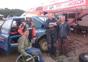 Civvy Life: Grant White – Race2Recovery