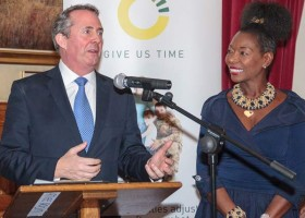 Give Us Time Thanks the Hospitality and Travel Industry at the House of Lords