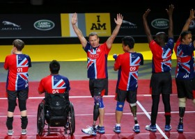 Jaguar Land Rover Backs Britain's Wounded Warriors