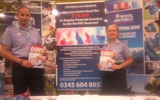 Civvy Street at CTP's Scotland Job Fair