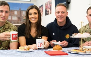SSAFA CALLS UP MILITARY SUPPORT FOR ITS BIG BREW UP 2016