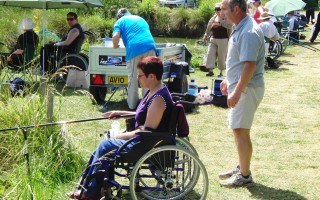 Disabled Angling Forum Wins Award
