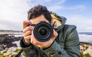 Free photography workshops with a positive focus