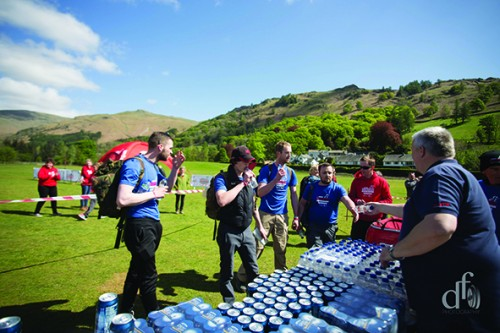 Walking With The Wounded Cumbrian Challenge 2016