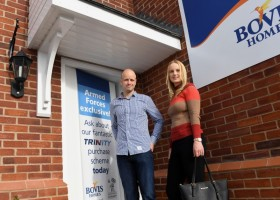 Forces Discount makes dream home affordable for the Tuites