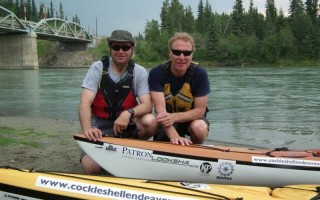 Ten days until former Royal Marines and Falkland's veterans tackle historic Falkland's kayak