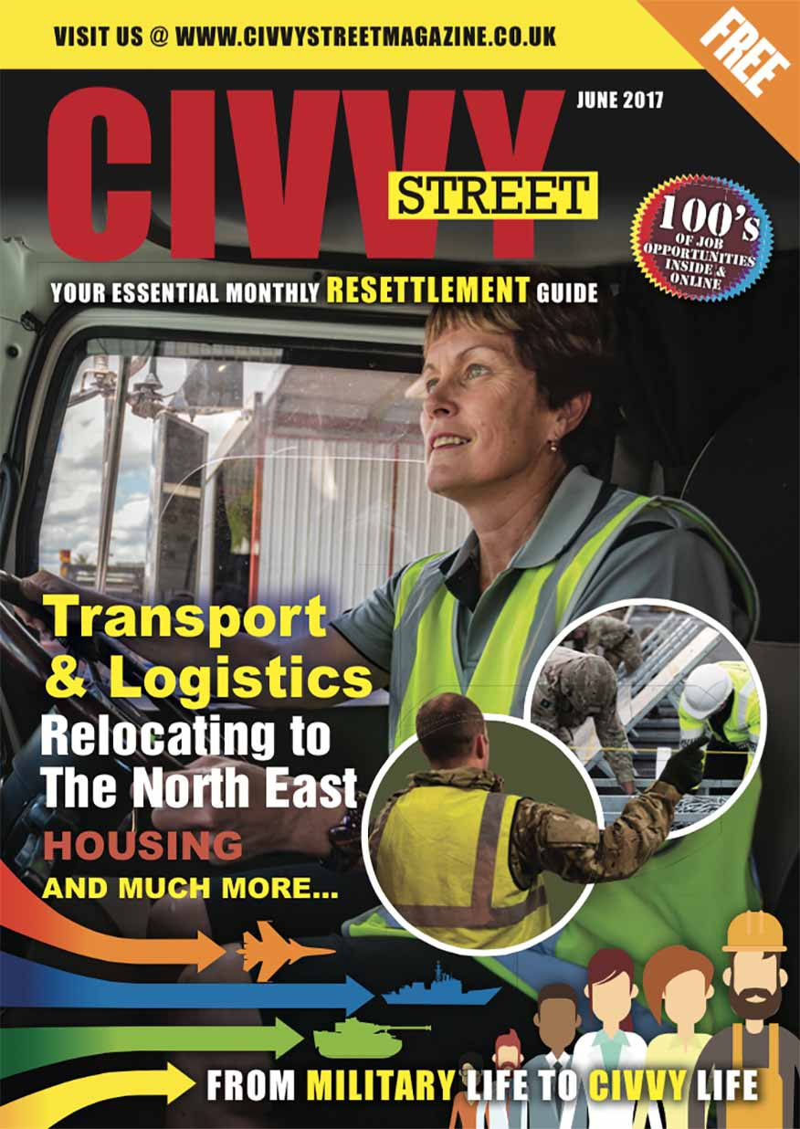 Civvy Street June 2017 Issue