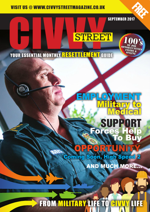 Civvy Street September 2017 Issue