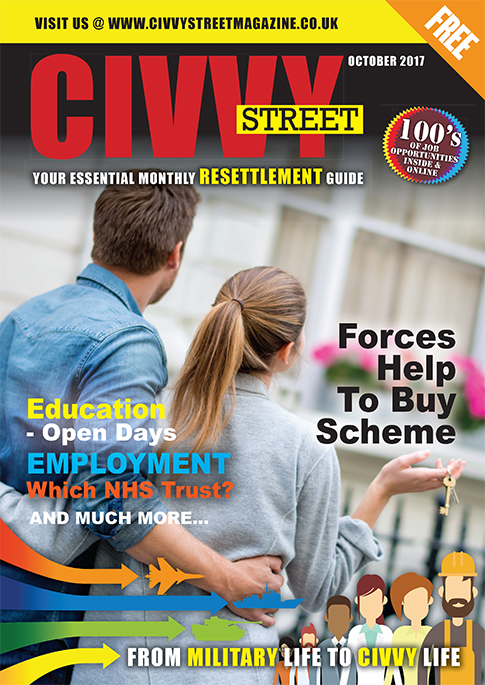 Civvy Street October 2017 Issue