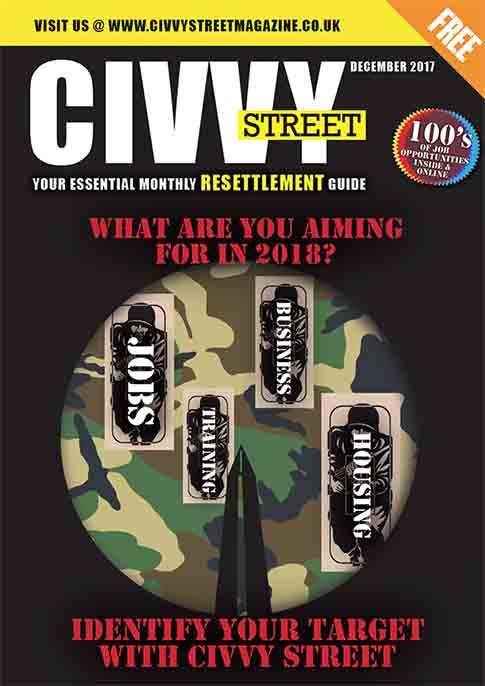 Civvy Street December 2017 Issue