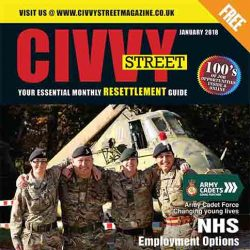 <strong>Civvy Street Magazine</strong>