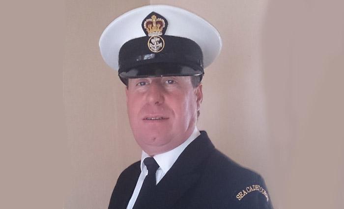 Civvy Life – Andy Burton, Sea Cadets Volunteer