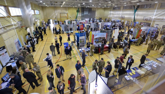 South West Armed Forces Tidworth Job Fair