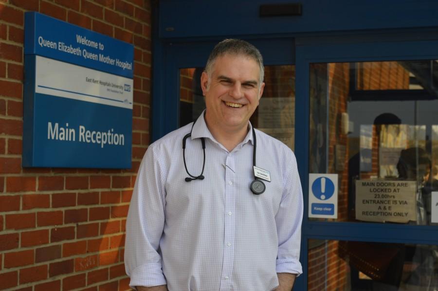 Ian: Acute Care Nurse Consultant