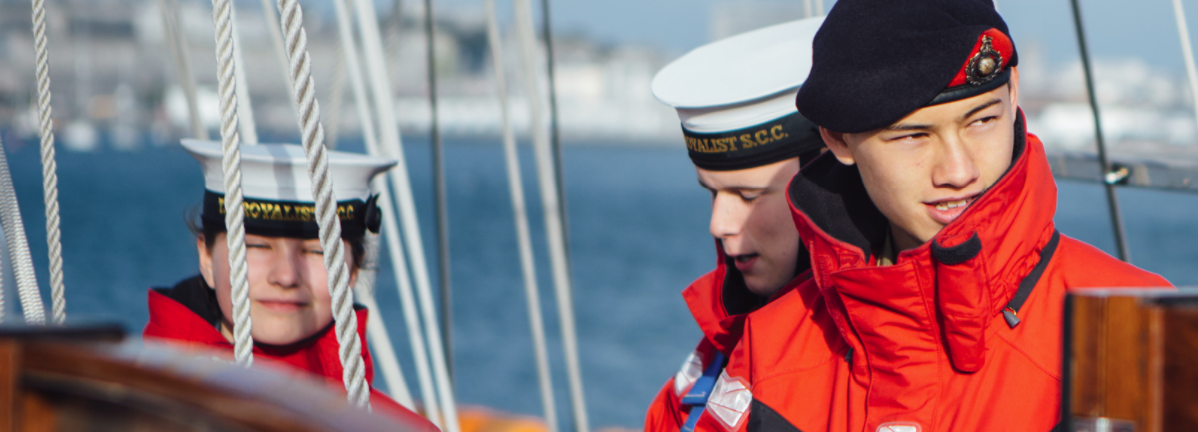 Sea Cadets' NCS Is Back!