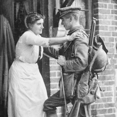 SSAFA Urges The Nation To Share Their First World War Stories