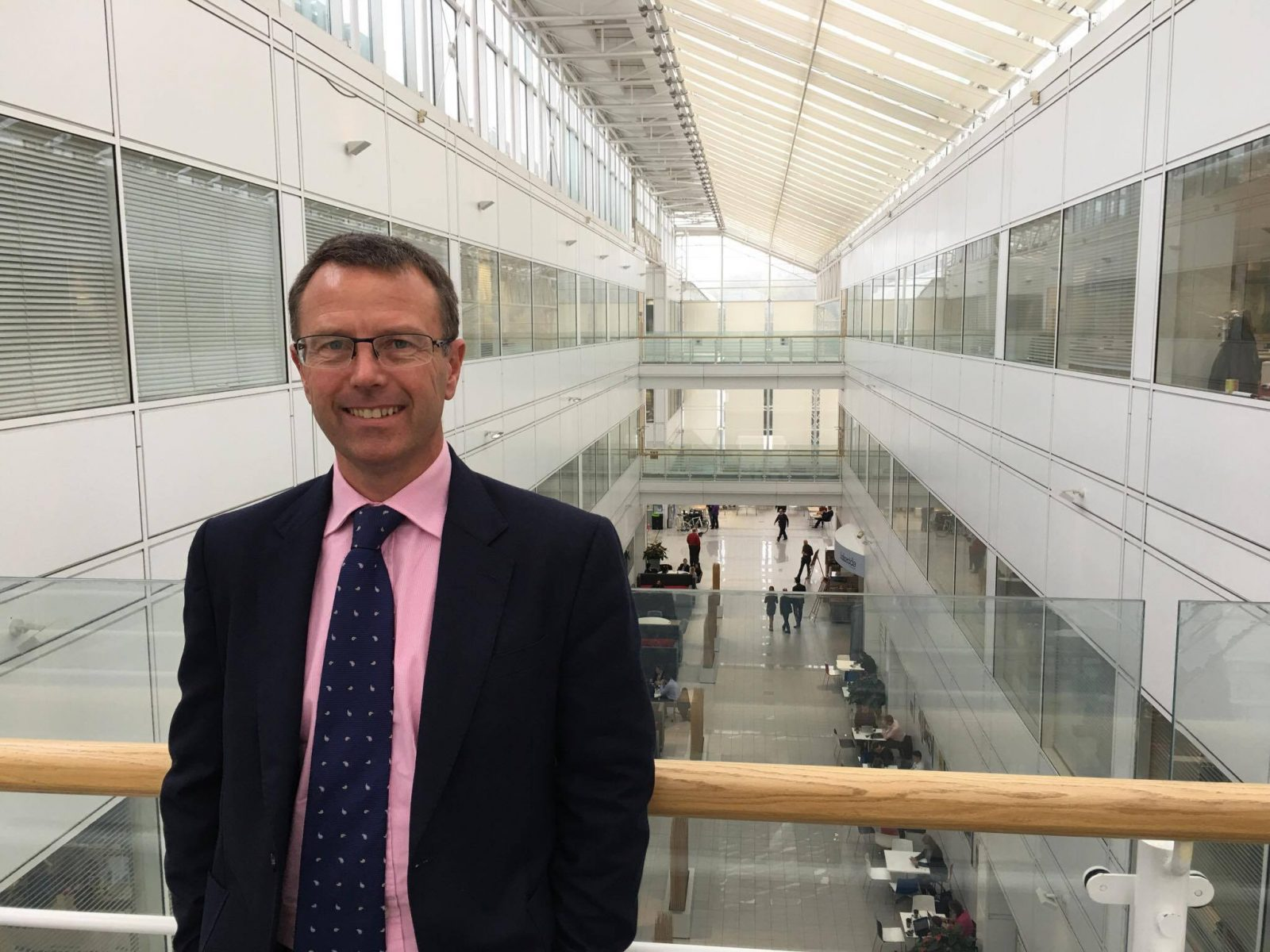 Interview with Graeme Hood: Chair of Nationwide's Military Network