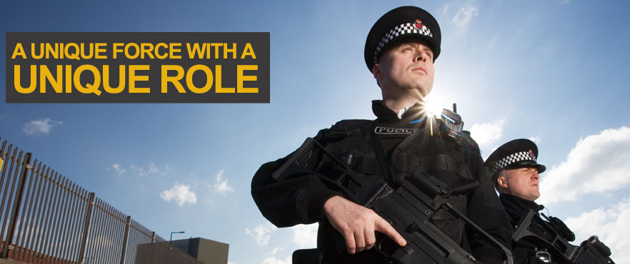 Civil Nuclear Constabulary – There's a unique path to becoming a Police Officer
