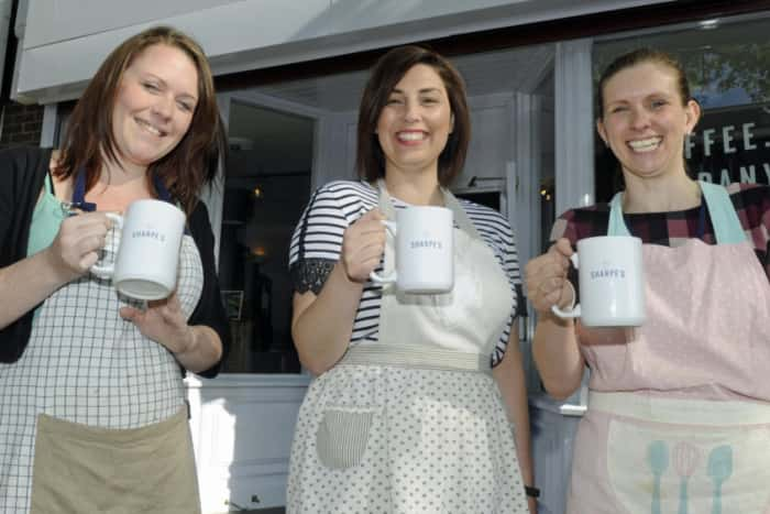 Gosport Veterans' Cafe Celebrates First Birthday