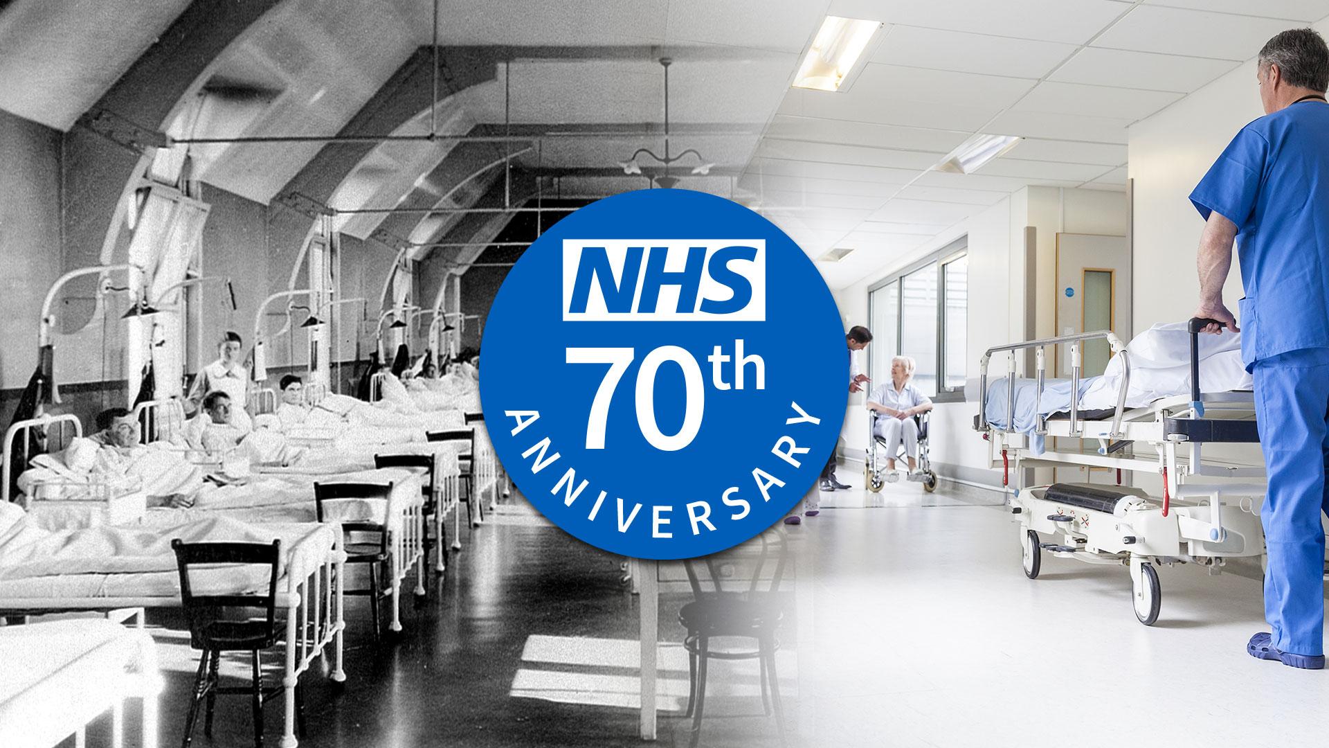 NHS at 70!