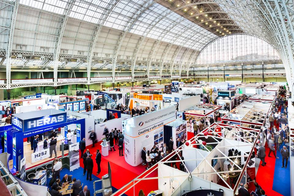 Combat Stress is announced as the charity partner of the International Security Expo 2018