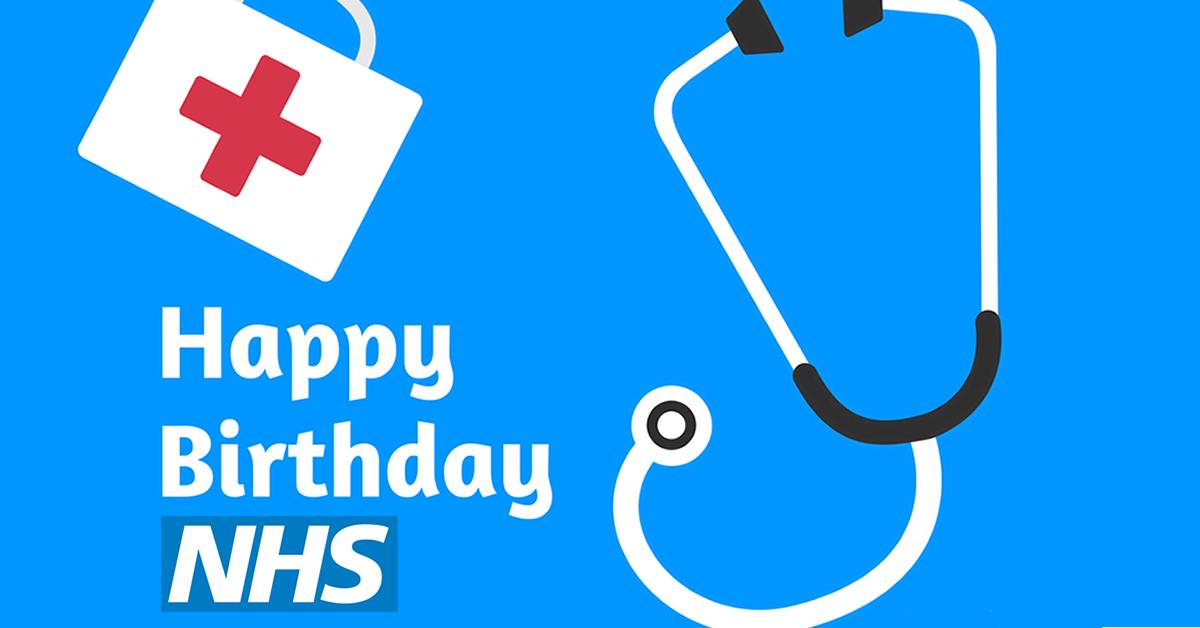 Happy Birthday NHS!