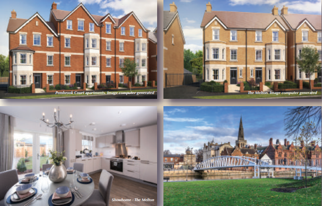 Storey Homes: Offering a collection of luxury apartments and houses