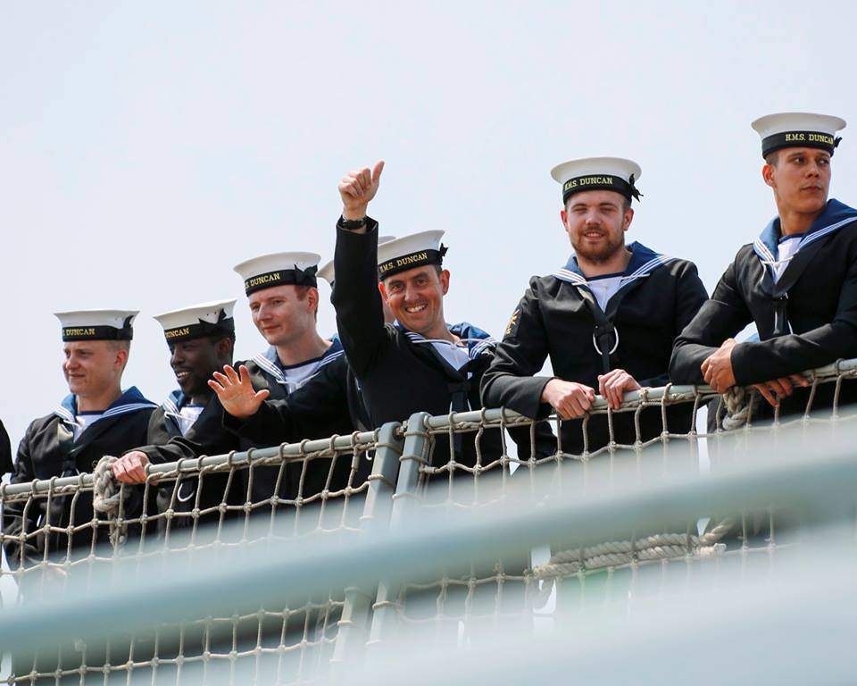 National Charity of the Royal Navy heralds intake of new Vice Presidents