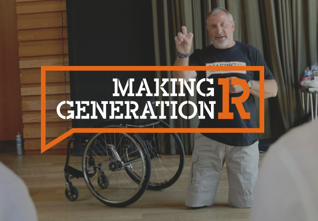 Making Generation R – encouraging resilience in the next generation