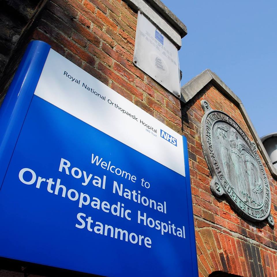 Royal National Orthopaedic Hospital Job Opportunities