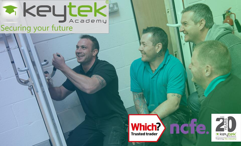 Keytek Academy – Accredited Locksmith Courses