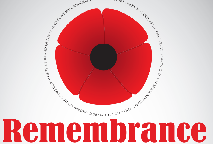 Remembrance – Lest We Forget