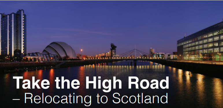 Take the High Road – Relocating to Scotland