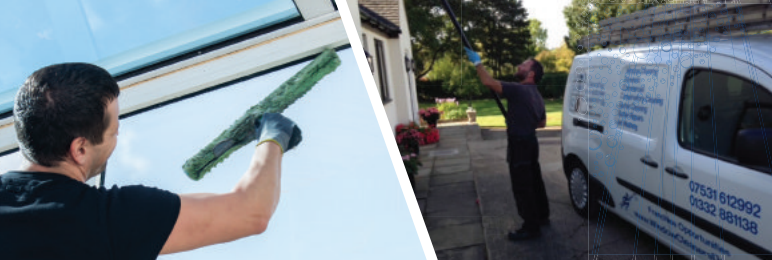 A Sparkling Franchising Opportunity with Deluxe Window Cleaning