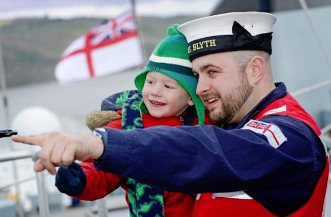 The Royal Naval Benevolent Trust – Supporting The RNBT Family