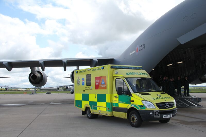 Opportunities with  South Central Ambulance NHS Foundation Trust