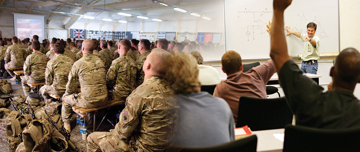 New Report From Forces In Mind Trust Calls For Increased Awareness Of The Armed Forces Covenant