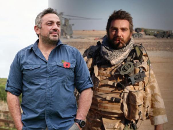 Trek Normandy With The Royal British Legion And Support Veterans Like Harris Tatakis