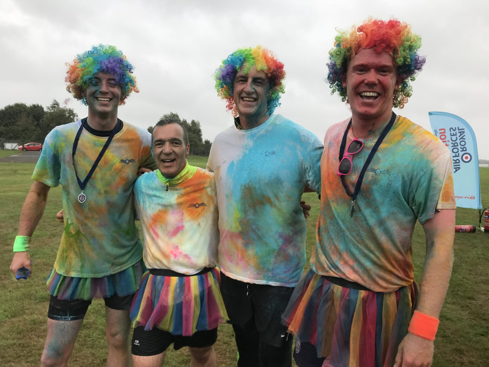 Early birds should sign up now for run with a colourful twist