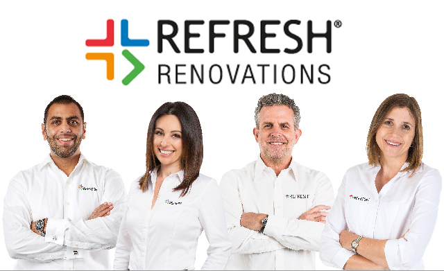 Grow your own profitable business with Refresh Renovations