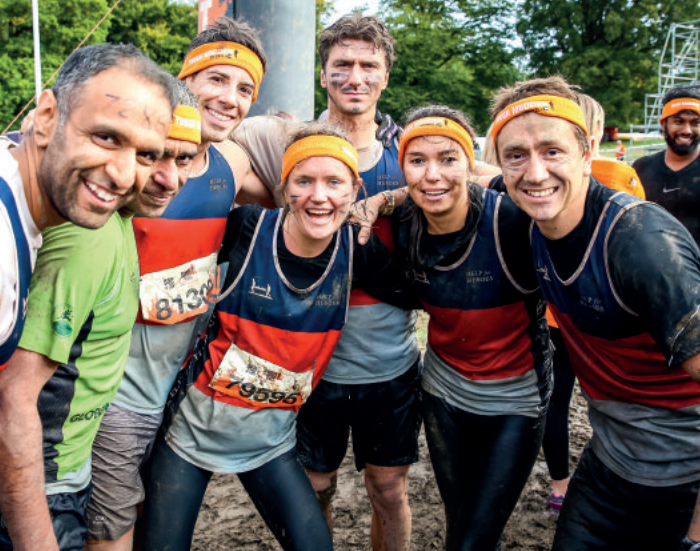 Take On A Tough Mudder For Help For Heroes