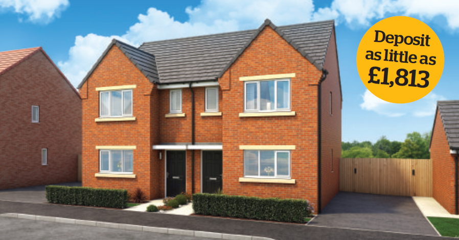 Homes you'll love in Darlington with Thirteen Group