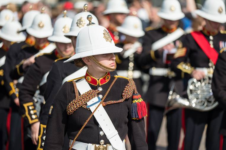 Countdown to Liverpool Armed Forces Week 2019