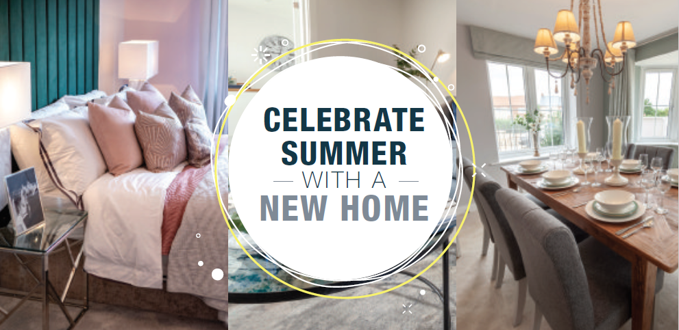 Celebrate Summer With A New Home With Lovell Homes