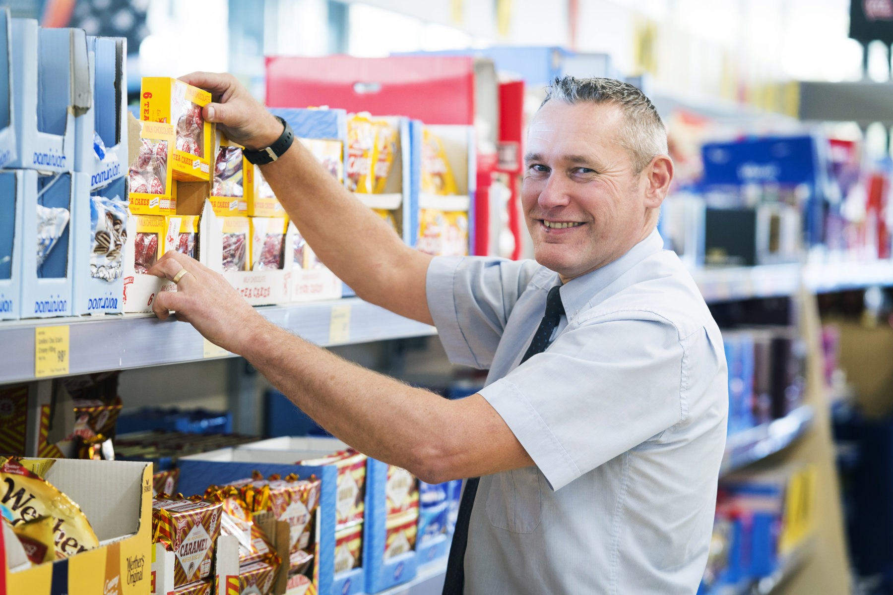 Store Manager is a Force to be reckoned with at Aldi