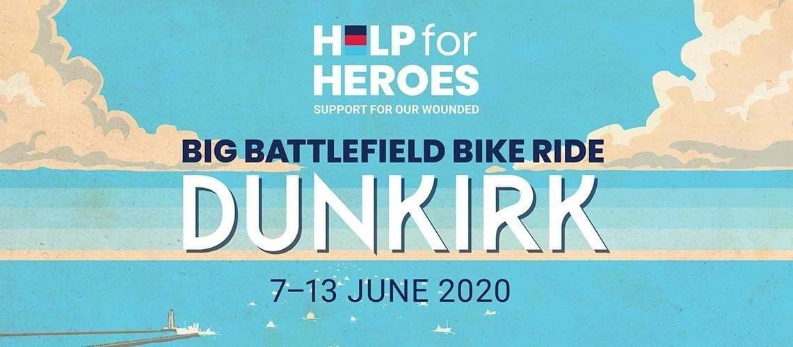 Fancy taking part in the Big Battlefield Bike Ride for 2020?