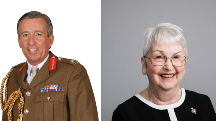The Royal British Legion Announces New National President and Elects the First Female National Chairman in the Charity's History