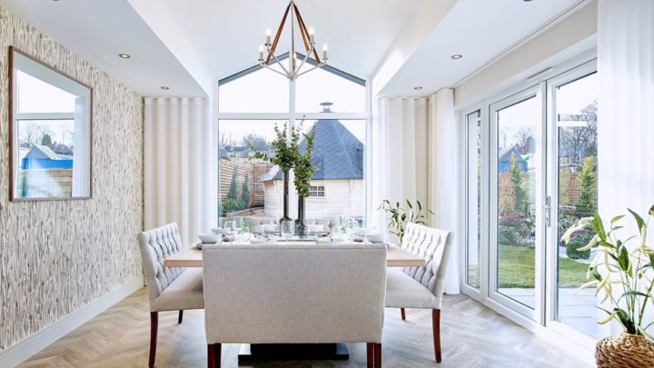 Discover…a place to make new memories with Robertson Homes