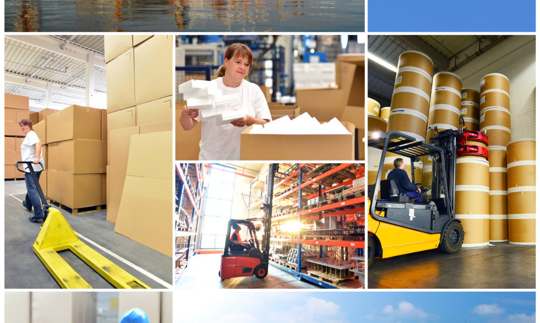 Thinking Of Working In Logistics?